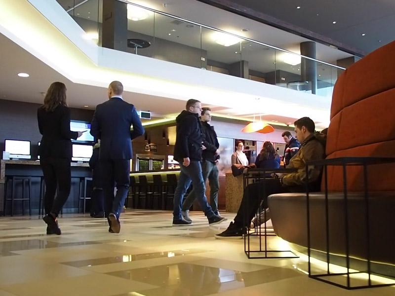 Hotelsterren.nl-Hyatt-Schiphol-Bezoek